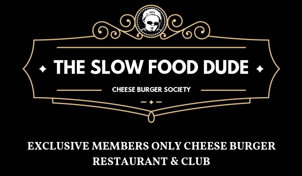 Cheese burger society logo