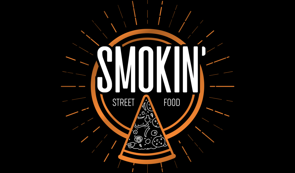 Smoking Street Food logo